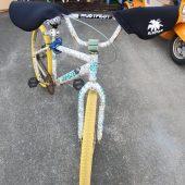 自転車用ハンドルカバー
