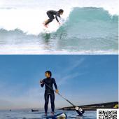 子供向けSurfing&SUPレッスンプランのご紹介